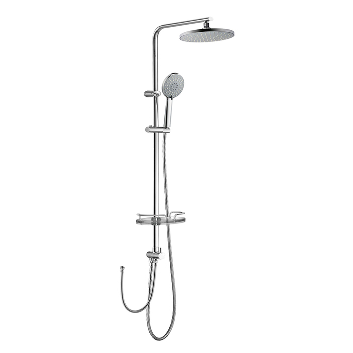 Фото Душевой гарнитур с верхней лейкой, Elansa shower, IDDIS, ELASB3FI76 0