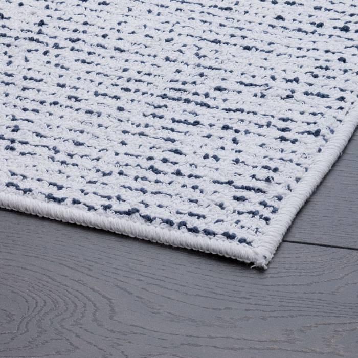 Фото Набор ковриков для ванной комнаты, 50x80 + 50x50 см, хлопок и полиэстер, IDDIS Basic B14M580i12 2