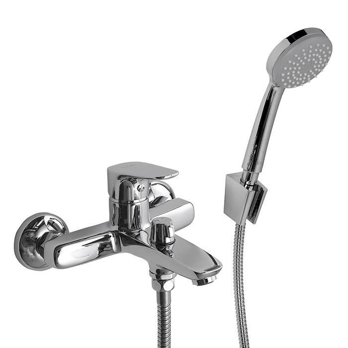 Фото Смеситель для ванны с керамическим дивертором IDDIS Zodiac ZODSB02i02 0