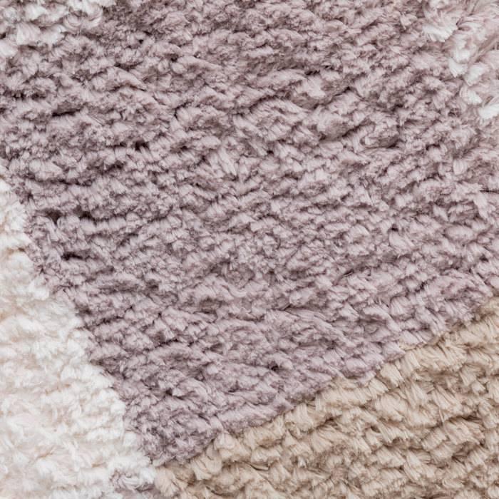 Фото Набор ковриков для ванной комнаты, 50x80+50x50 см, полиэстер, IDDIS Basic 460M580i13 2
