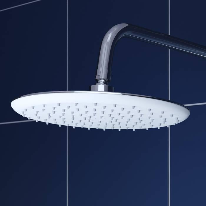 Фото Смеситель для ванны с верхним душем, IDDIS Shelfy SHESB3Fi06 4