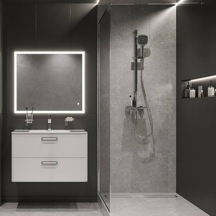 Фото Смеситель для ванны с управлением IDDIS Shelfy SHESBBTi02WA 3
