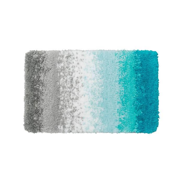 Фото Коврик для ванной комнаты, 50x80 см, микрофибра, IDDIS Décor D01M580i12 0