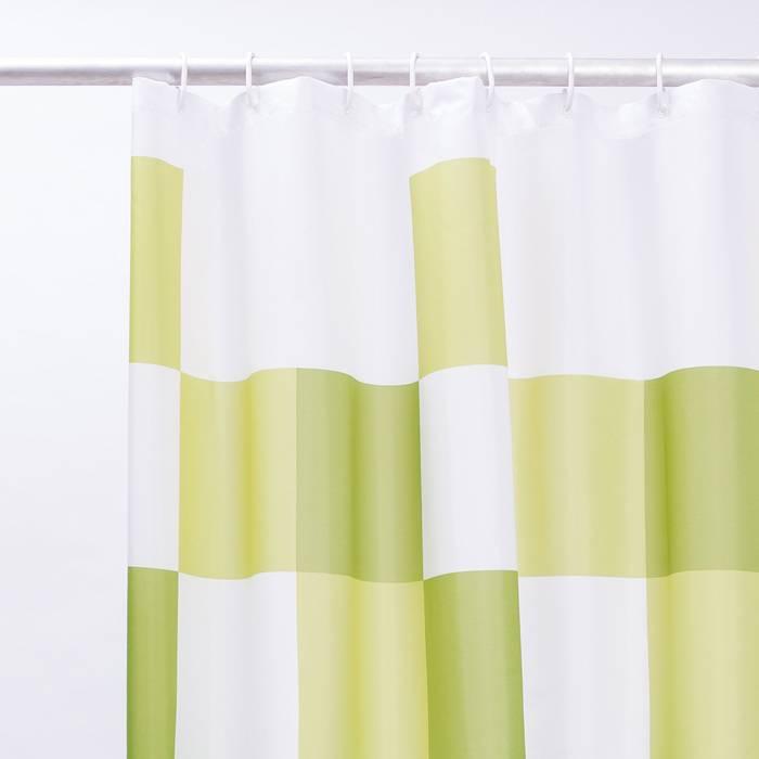 Фото Штора для ванной комнаты, 200x180 см полиэстер, IDDIS Basic B62P218i11 2