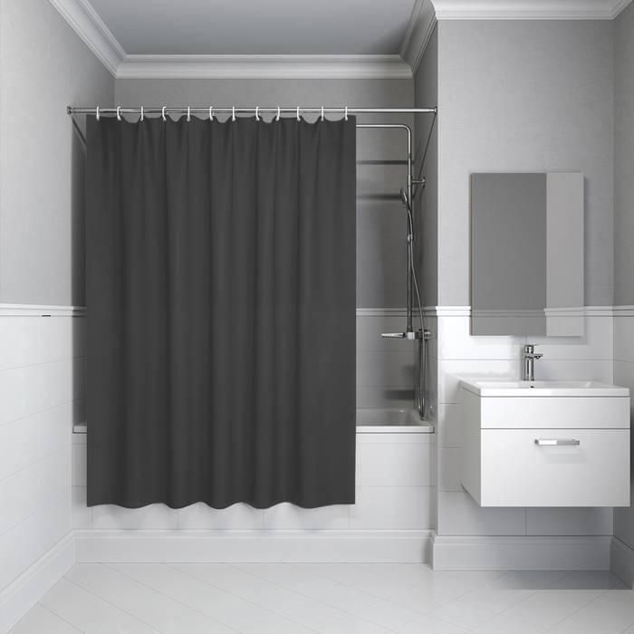 Фото Штора для ванной комнаты, 180x180 см PEVA, IDDIS Promo P34PV11i11 0