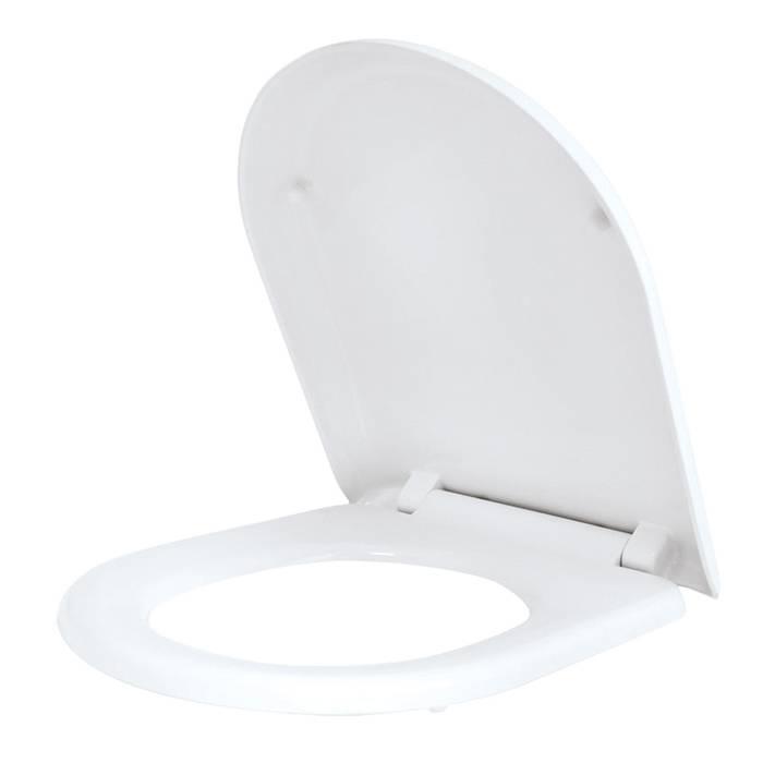 Фото Универсальное сиденье для унитаза, 001 дюропласт, Soft Close, Easy Fix IDDIS DP Seat Cover 001DPSEi31 0
