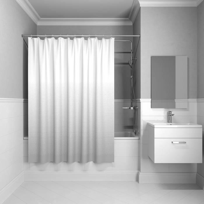 Фото Штора для ванной комнаты, 200x180 см полиэстер IDDIS Basic B65P218i11 0
