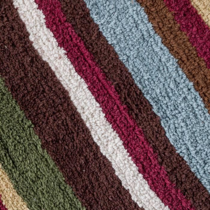 Фото Набор ковриков для ванной комнаты, 70x120+50x50 см, Хлопок, IDDIS 440C512i13 5