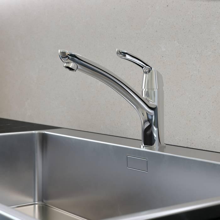 Фото Смеситель для кухни IDDIS Kitchen Line K10SB00i05 1
