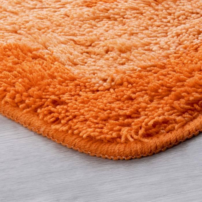 Фото Набор ковриков для ванной комнаты, 50x80+50x50 см, IDDIS 042A580i13 2