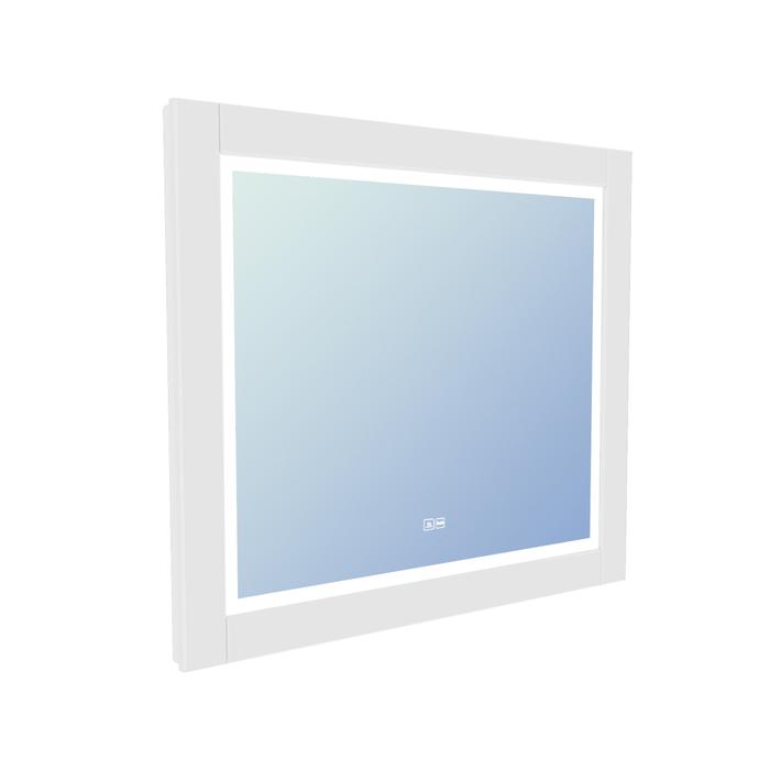 Фото Зеркало с подсветкой, 80 см, Oxford, IDDIS, ЗЛП110 0