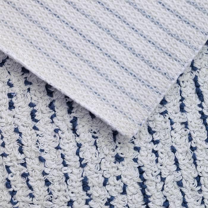 Фото Набор ковриков для ванной комнаты, 50x80 + 50x50 см, хлопок и полиэстер, IDDIS Basic B14M580i12 4