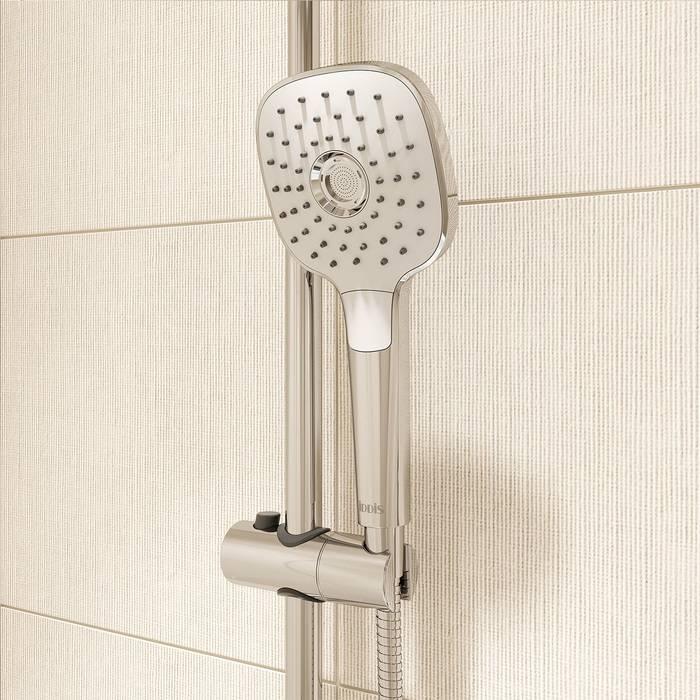Фото Смеситель для ванны с верхним душем, IDDIS Sena SENSB3Fi06 3
