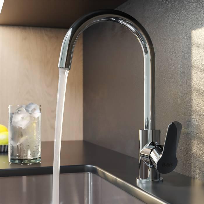Фото Смеситель для кухни с каналом для фильтрованной воды, IDDIS Cuba CUBSBFJi05 3