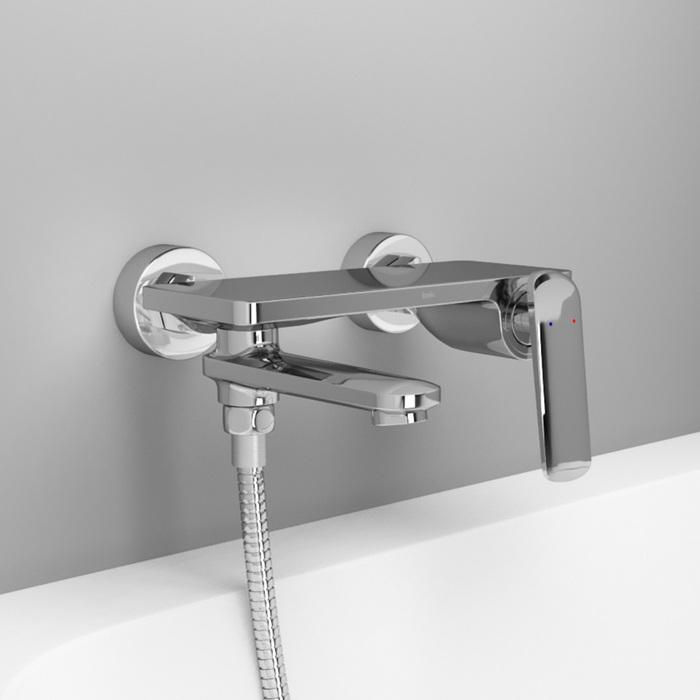 Фото Смеситель для ванны, Dash, IDDIS, DASSB00i02WA 4