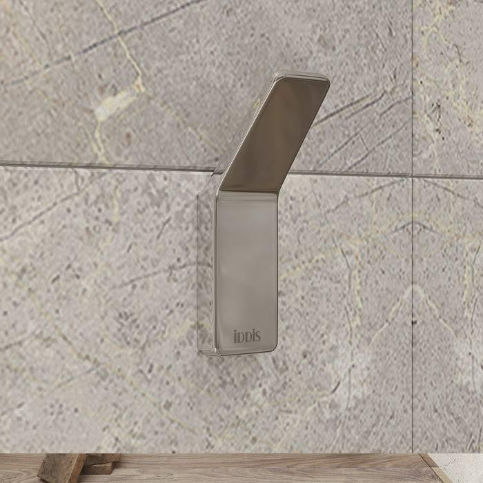 Фото Крючок одинарный сплав металлов, IDDIS Slide SLISC10i41, хром 1