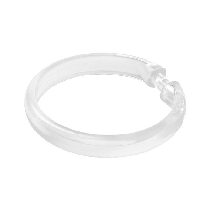 Фото Набор колец для шторы в ванную комнату, IDDIS Rings RID010P 0