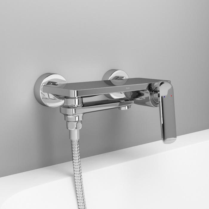 Фото Смеситель для ванны, Dash, IDDIS, DASSB00i02WA 5