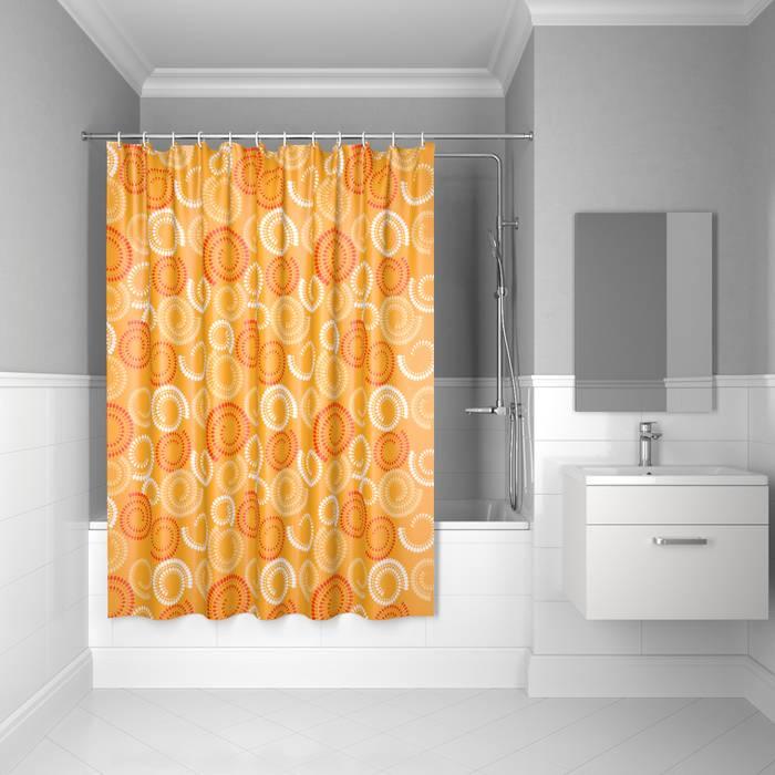 Фото Штора для ванной комнаты, 200x180 см полиэстер, IDDIS Basic B61P218i11 0