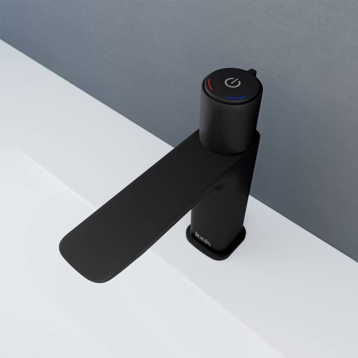 Фото Смеситель для умывальника с инновационным управлением IDDIS Slide SLIBLBTi01 4