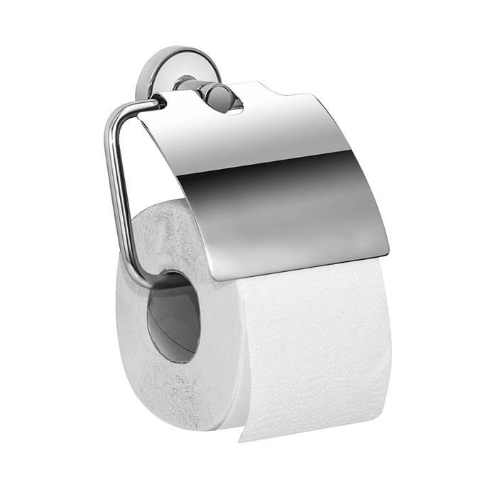 Фото Держатель для туалетной бумаги с крышкой, латунь, IDDIS Calipso CALSBC0i43 0