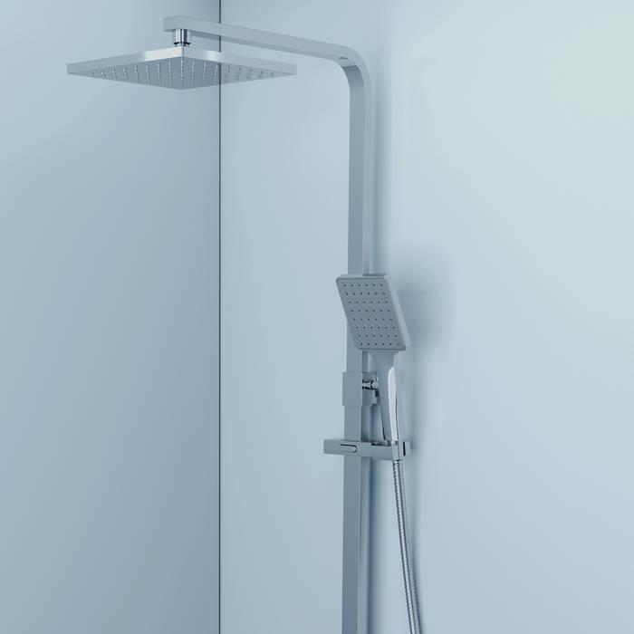 Фото Смеситель с верхним душем, IDDIS Bild BILSB1Fi06 8