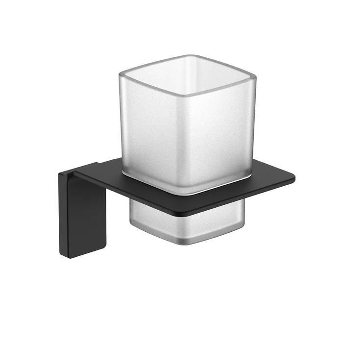 Фото Подстаканник одинарный матовое стекло, сплав металлов, IDDIS Slide SLIBSG1i45 0