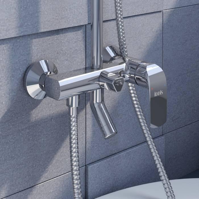 Фото Смеситель с верхним душем, IDDIS Chip CHISB1Fi06 2
