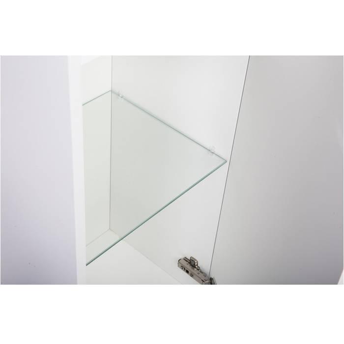Фото Пенал для ванной комнаты, напольный, 40 см, IDDIS Custo CUS40W0i97, белый 6