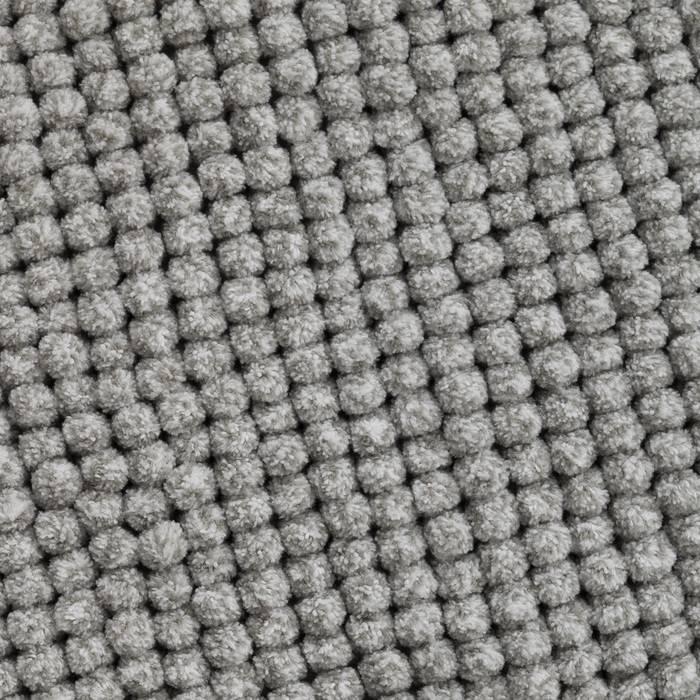 Фото Набор ковриков для ванной комнаты, 50x80 + 50x50 см, шенилл, IDDIS Promo P38M580i12 3