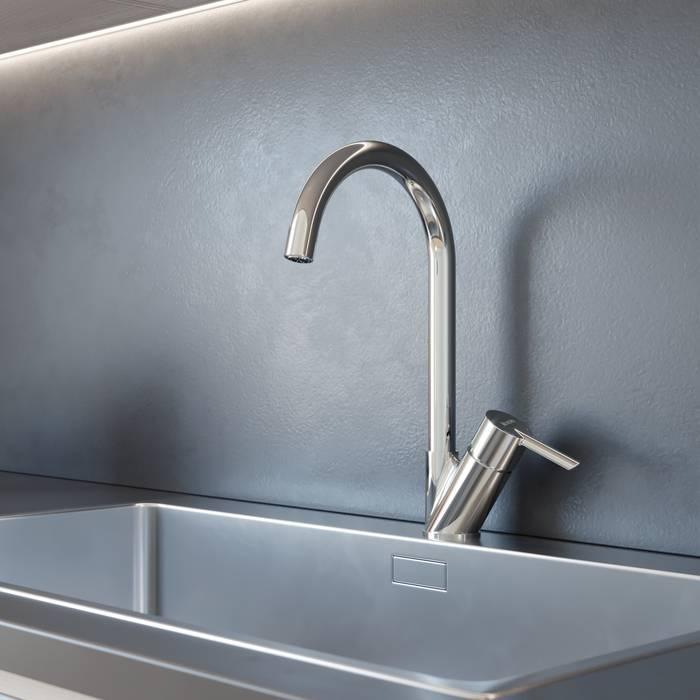 Фото Смеситель для кухни IDDIS Kitchen Line K11SB0Ji05 1