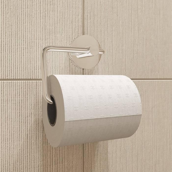 Фото Держатель для туалетной бумаги без крышки, сплав металлов, IDDIS Sena SENSS00i43 1