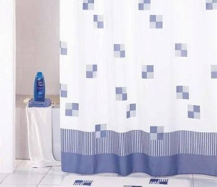 Фото Штора для ванной комнаты, 200x200 см, полиэстер, IDDIS 321P20Ri11 0