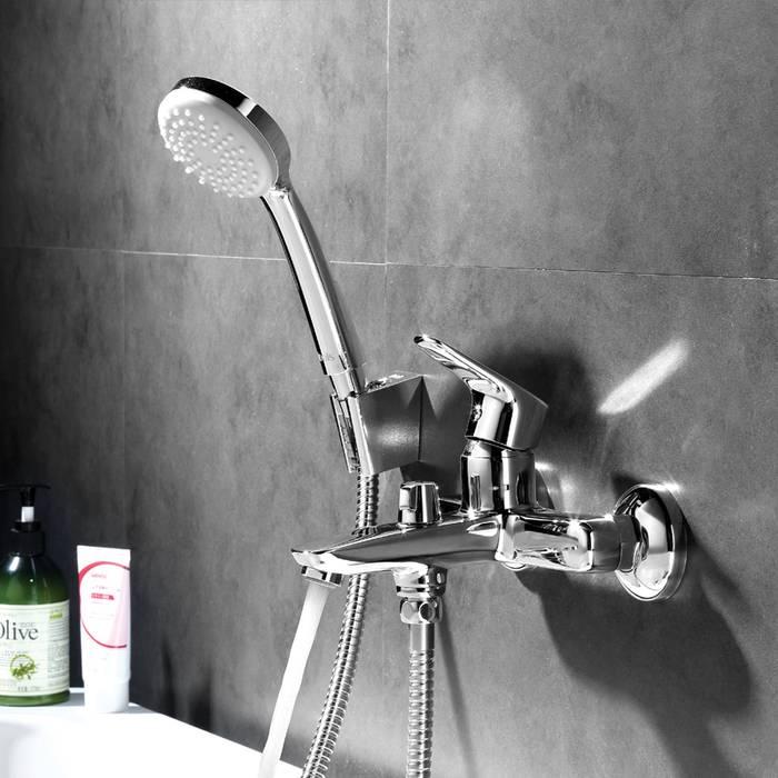 Фото Смеситель для ванны с керамическим дивертором IDDIS Zodiac ZODSB02i02 2