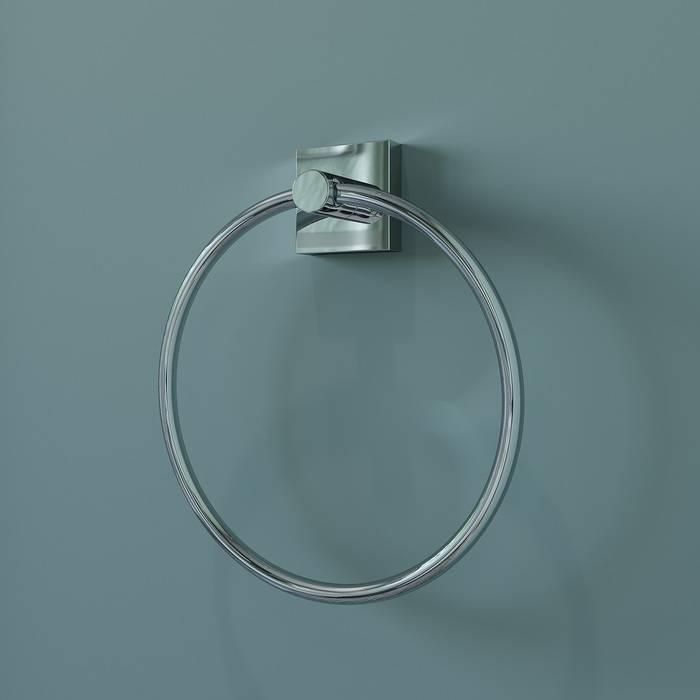 Фото Полотенцедержатель кольцо латунь IDDIS Edifice EDISBO0i51 1