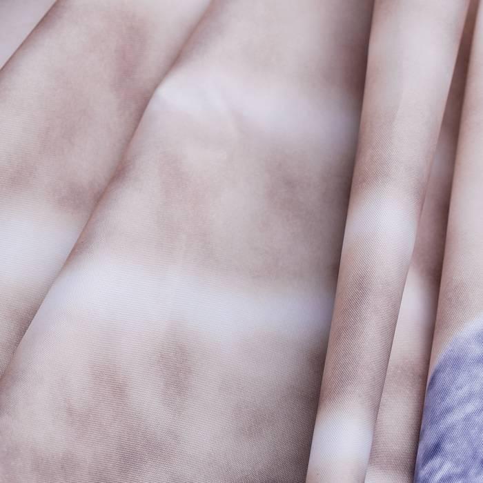 Фото Штора для ванной комнаты, 180x200 см, полиэстер, IDDIS 640P18Ri11 3