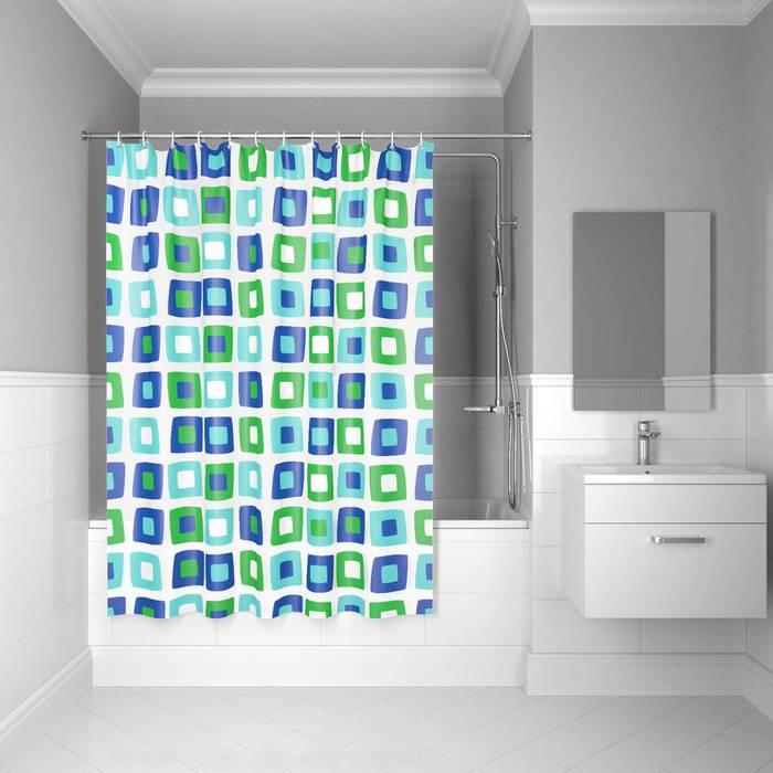 Фото Штора для ванной комнаты, 180x180 см PEVA, IDDIS Promo P32PV11i11 0