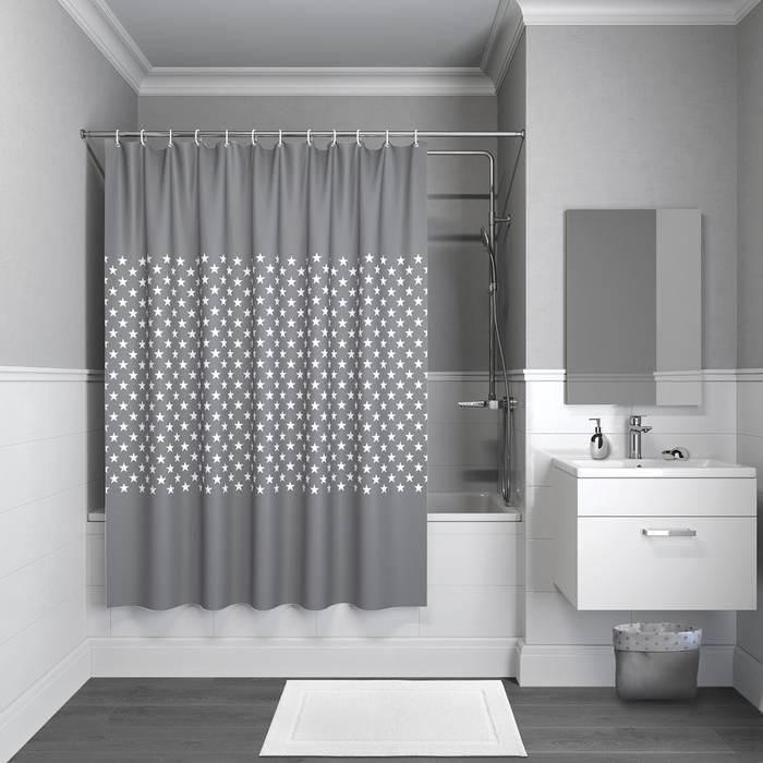 Фото Штора для ванной комнаты, 200x240 см полиэстер, IDDIS Basic B44P224i11 0
