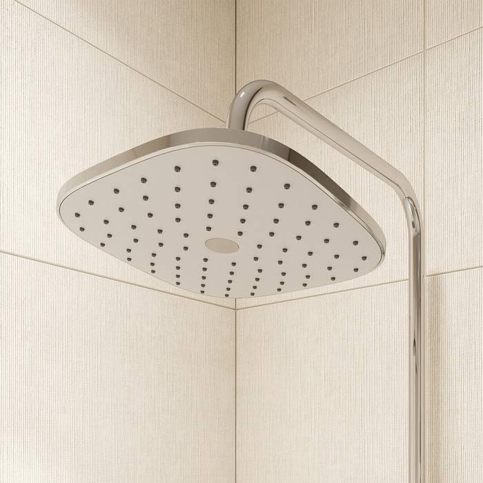 Фото Смеситель для ванны с верхним душем, IDDIS Sena SENSB3Fi06 2
