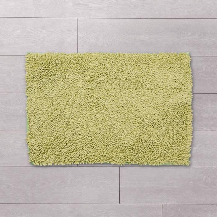 Фото Коврик для ванной комнаты, 50x80 см, хлопок, IDDIS MID181C 1