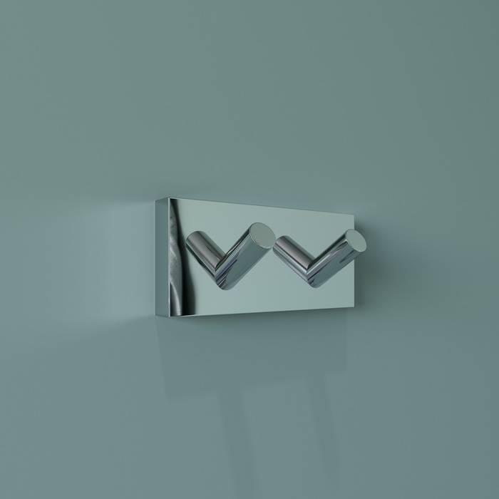 Фото Крючок двойной латунь IDDIS Edifice EDISB20i41 1