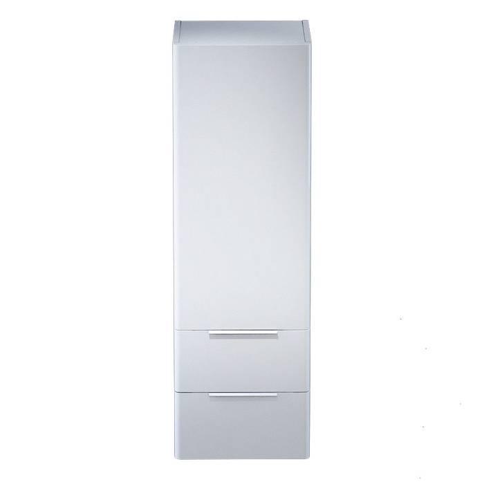 Фото Пенал для ванной комнаты, подвесной, 40 см, IDDIS Calipso CAL4000i97, белый 1