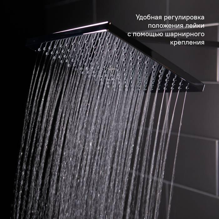 Фото Смеситель с верхним душем, IDDIS Bild BILSB1Fi06 11