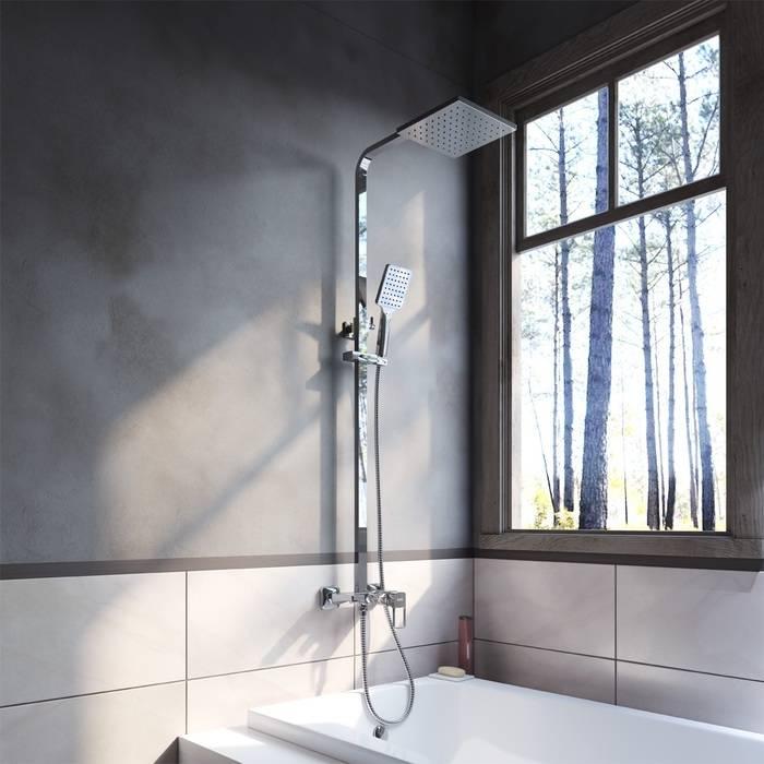Фото Смеситель с верхним душем, IDDIS Bild BILSB1Fi06 1