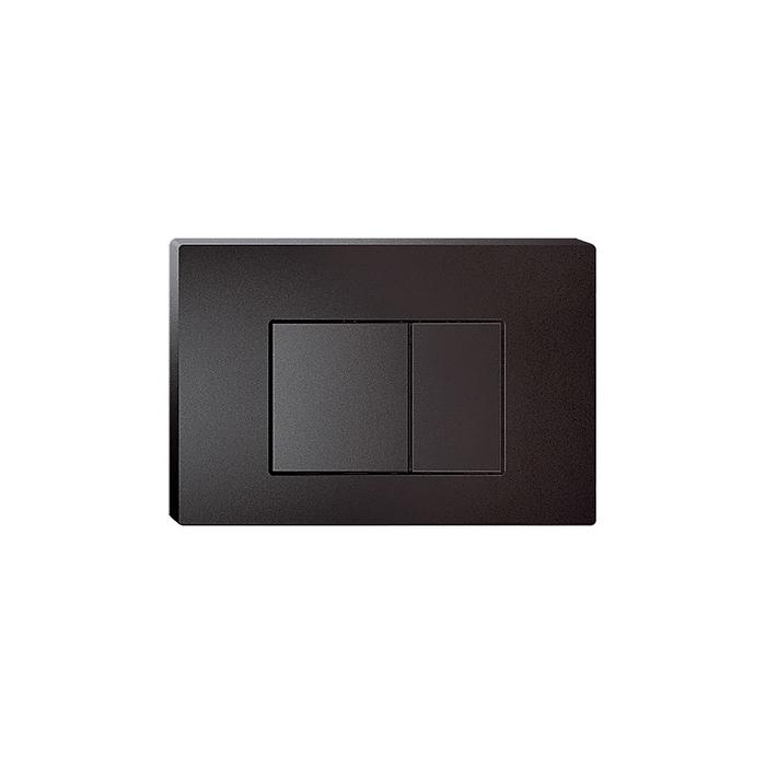 Фото Клавиша смыва,универсальная, матовый черный, Unifix, 031, IDDIS, UNI31MBi77 0