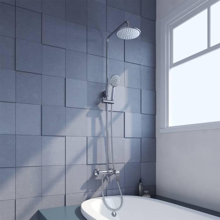 Фото Смеситель с верхним душем, IDDIS Chip CHISB1Fi06 1