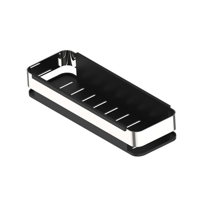 Фото Шторка на ванну, глянцевый алюминиевый профиль 90х140, IDDIS Ray RAY6CS9i90 0