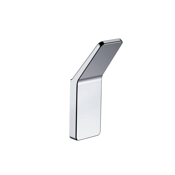 Фото Крючок одинарный сплав металлов, IDDIS Slide SLISC10i41, хром 0