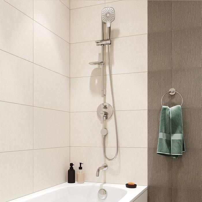 Фото Настенный излив для ванны IDDIS Optima Home 001SB00i63 2