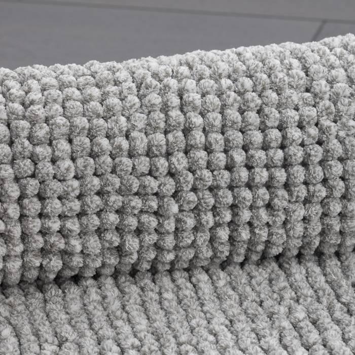 Фото Набор ковриков для ванной комнаты, 50x80 + 50x50 см, шенилл, IDDIS Promo P38M580i12 4